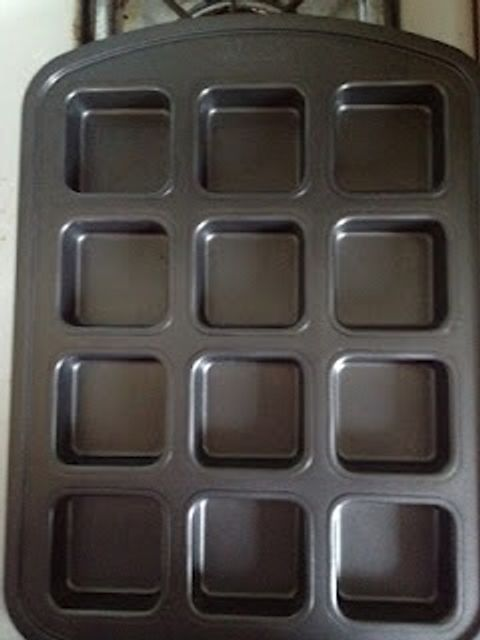 How To Make Mini Pampered Chef Brownie Pan Apple Pies B C Guides